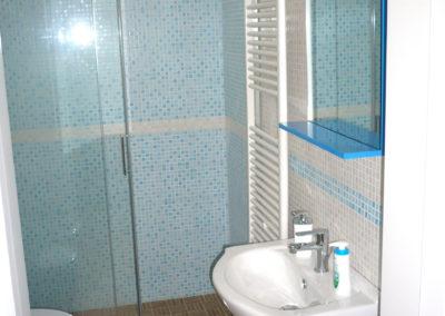 Bagno stanza Messapia