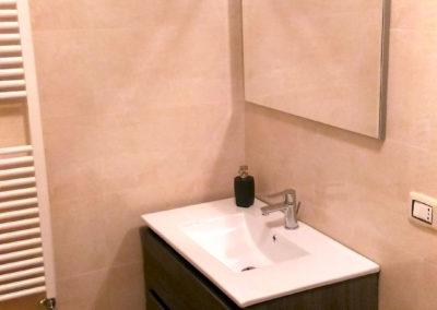 Bagno stanza matrimoniale Lupiae
